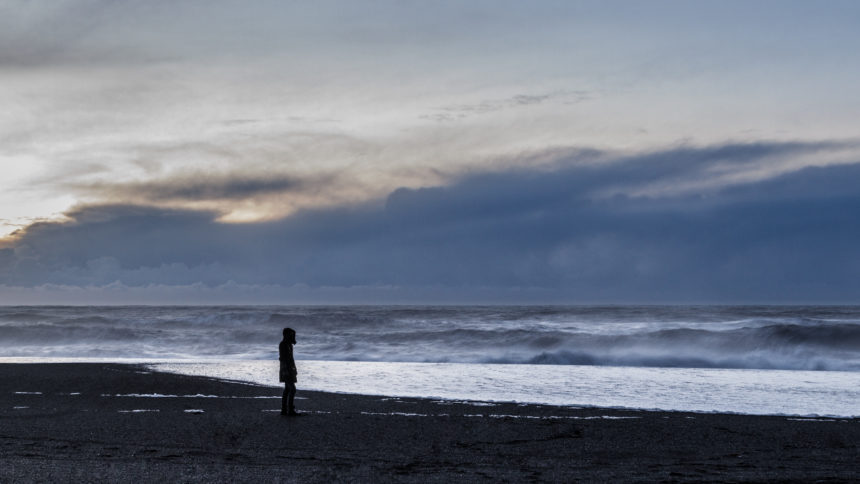 The Man And The Ocean